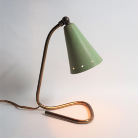 tafellamp table lamp jean boris lacroix 1950s