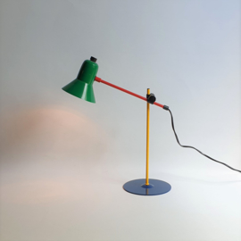 tafellamp desk lamp massive memphis style 1980s / 1990s