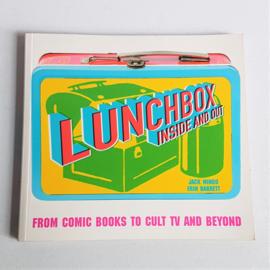 naslagboek lunchbox: inside and out  boek book 2004