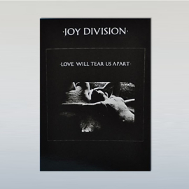 joy division ansichtkaart ongelopen unused postcard 1980s