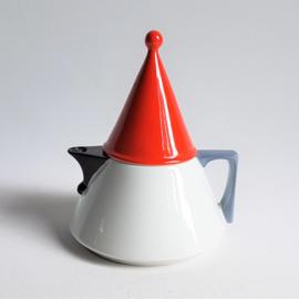 theepot teapot memphis style kronester bavaria DE 1980s