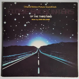 close encounters of the third kind soundtrack LP john williams arista 1977