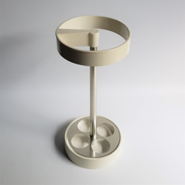 paraplubak space age joe colombo style umbrella stand 1970s