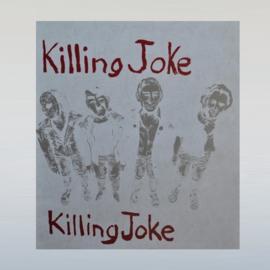killing joke strijk-embleem iron on 1970s / 1980s