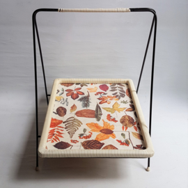 tafel bijzettafel dienblad tray side table 1950s / 1960s