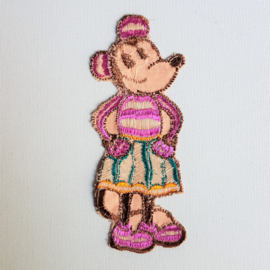 minnie mouse zijdje turmac tabak tobacco patch 1930s
