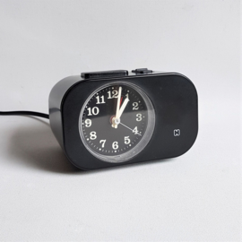 alarm klok clock hema electric 1970s / 1980s