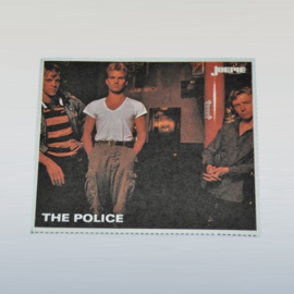 police, the sticker joepie 1970s / 1980s