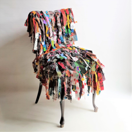 stoel chair bas kosters studio atelier textile art