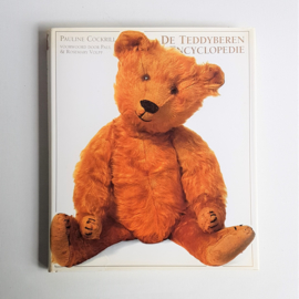 toys teddyberen encyclopedie boek book 1994