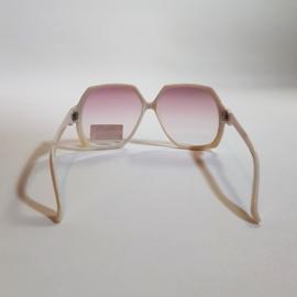 zonnebril sunglasses i.l.mode oversized 1970s