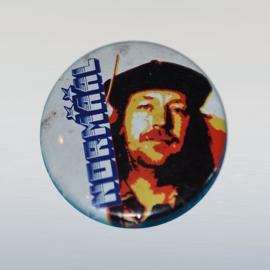 normaal button 1980s GRATIS VERZENDEN