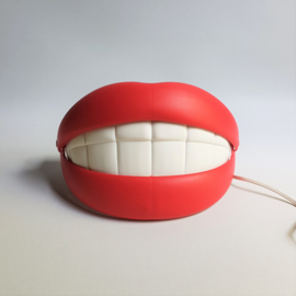 wandlamp mond lippen lips mouth wall lamp ikea 1980s