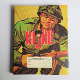 toys gi joe: the complete story of america's favorite man of action boek book 1998