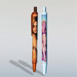 bardot, brigitte pennenset pencil 1960s / 1970s
