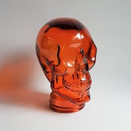 schedel skull koptelefoon-hoofd headphone stand 1980s