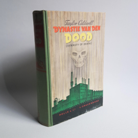 skull taylor caldwell dynastie van den dood pieter kuhn boek book 1944
