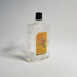 parfumfles parfume bottle art deco eau de cologne 1920s