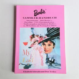 toys barbie sammler-handbuch boek buch book 1994