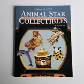 toys film & tv animal star collectibles boek book 1998
