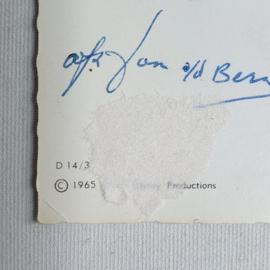 minnie mouse postkaart gelopen postcard used 1965
