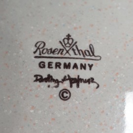 asbak ashtray rosenthal germany memphis dorothy hafner 1980s