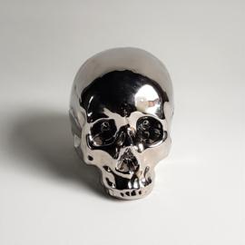 halloween schedel skull spaarpot money bank 1980s / 1990s nr.1