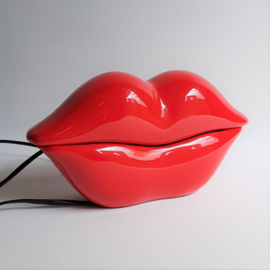 telefoon lips telephone lips popart 1980s