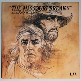 the missouri breaks soundtrack LP john williams 1976