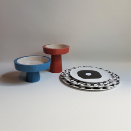 kate chung x paola navone bord 3-delig emptiness 2007