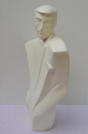 lindsey b. balkweill RICK gentleman buste 1983