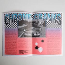 vera club krant groningen programma nr.14 8 augustus 1996 chrome cranks