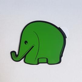 olifant elephant sticker LUIGI COLANI 1970s / 1980s