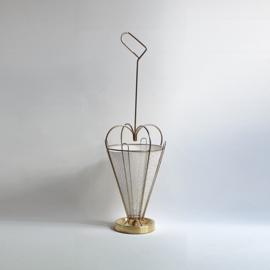 paraplubak umbrella stand pilastro matieu mategot style 1950s