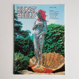 haring, keith kunst beeld magazine april 1986