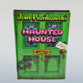 halloween jan pienkowski haunted house pop-up book 1979