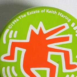 haring, keith jojo yoyo vidac 1990s