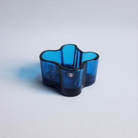 glas alvar aalto iittala waxinelicht  tea light glass 1960s