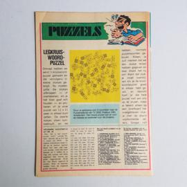 tv 2000 strip magazine captain scarlet 26 oktober 1968