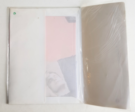 JEANS postpapier love ongebruikt unused stationary 1980s