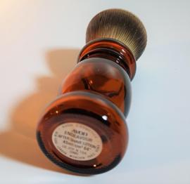 aftershave fles scheerkwast AVON bottle 1970s / 1980s