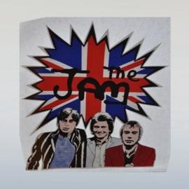 jam, the strijkembleem iron on 1970s