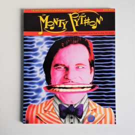 monty python song book-the fairly incomplete & rather badly illustrated 1994
