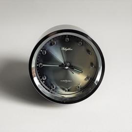 alarm klok clock space age rhythm japan 1970s