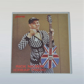 cheap trick sticker joepie 1970s / 1980s
