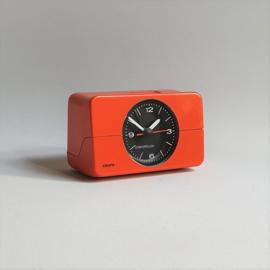 alarm clock klok wekker space age krups 1970s