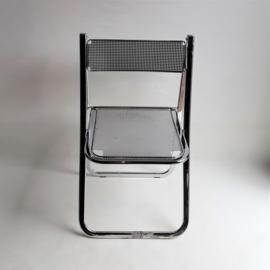 stoel klapstoel folding chair arrben italy 1970s / 1980s