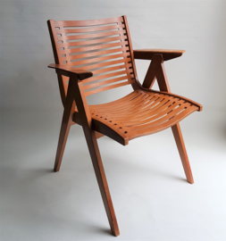 stoel rex NICO KRALJ stol plywood chair 1952