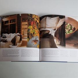 interieur wonen met de seizoenen boek book 1999