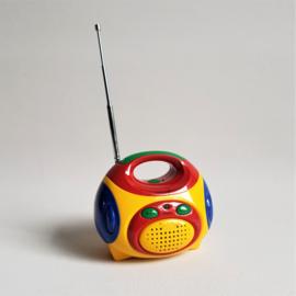 radio transistor miniature 1980s / 1990s